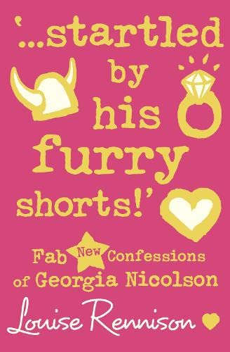 9780007222094: '...startled by his furry shorts!': Fab New Confessions of Georgia Nicolson (Confessions of Georgia Nicolson (7))