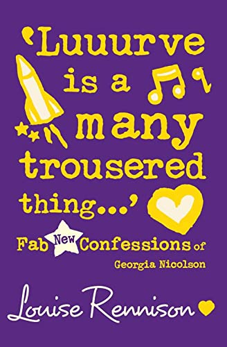 9780007222117: 'Luuurve Is a Many Trousered Thing...' (Confessions of Georgia Nicolson)