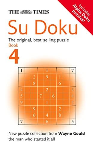 9780007222414: The Times Su Doku Book 4: Bk. 4