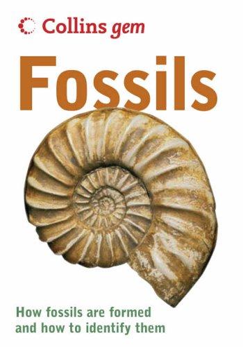 9780007222544: Fossils (Collins GEM)