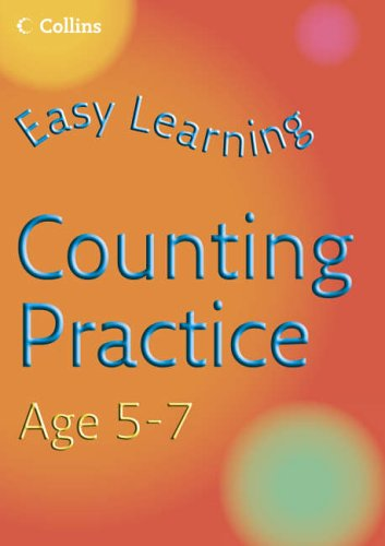 9780007222612: Counting Practice Age 5-7 (Easy Learning)