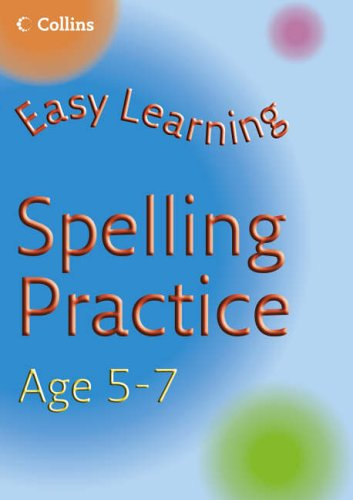 9780007222629: Easy Learning - Spelling Practice Age 5-7