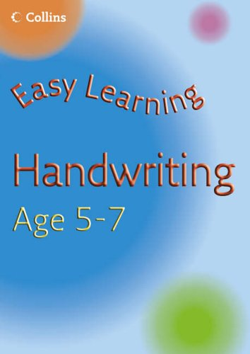 9780007222636: Easy Learning – Handwriting Practice Age 5–7