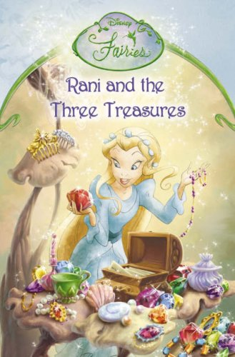 9780007223091: Disney Fairies - Rani and the Three Treasures: Chapter Book