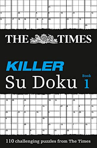 9780007223633: The Times Killer Su Doku Book