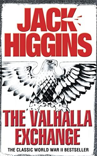 9780007223725: The Valhalla Exchange
