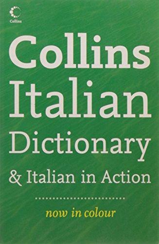 9780007223909: Collins Italian Dictionary & Italian in Action