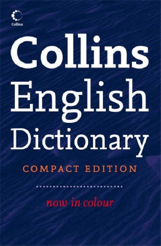 9780007223923: Collins Compact English Dictionary