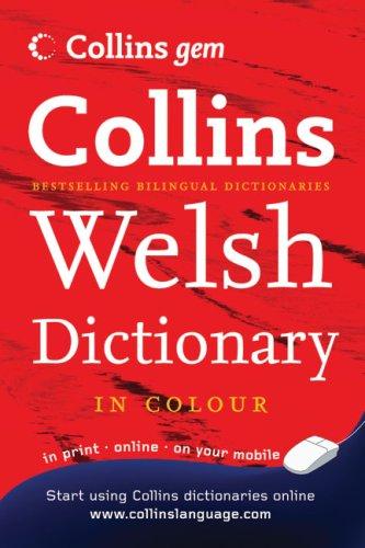 9780007224173: Collins Gem Welsh Dictionary (Collins Gem)