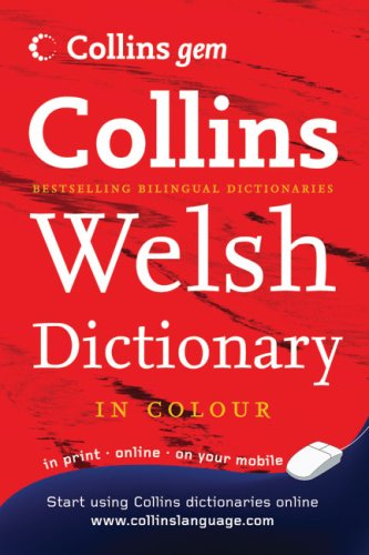 9780007224173: Collins Welsh Dictionary (Collins Gem)