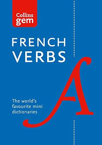 9780007224180: Collins Gem French Verbs (Collins Gem)