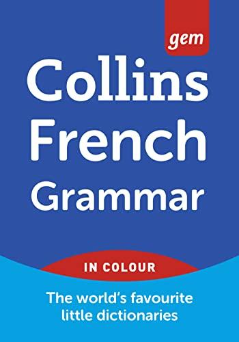 9780007224197: Collins GEM French Grammar (French Edition)