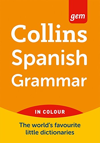 9780007224203: Spanish Grammar (Collins GEM)