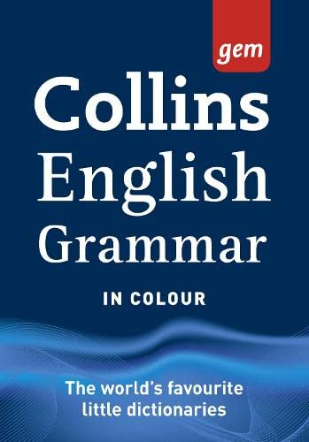 9780007224210: English Grammar (Collins Gem)