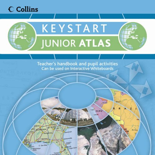 9780007224357: Collins Keystart Junior Atlas: Teacher's Handbook and Pupil Activities