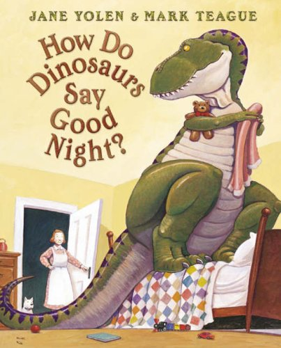 9780007224654: How Do Dinosaurs Say Good Night?