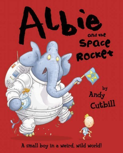9780007224708: Albie and the Space Rocket