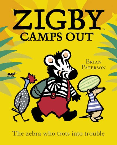 9780007224715: Zigby Camps Out