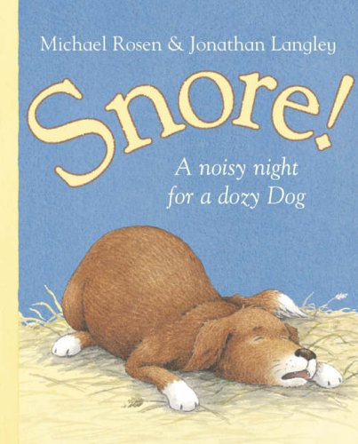 9780007224722: Snore!