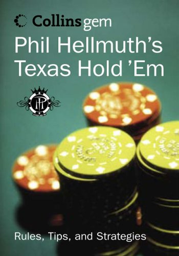 9780007224760: PHIL HELLMUTH'S TEXAS HOLD 'EM