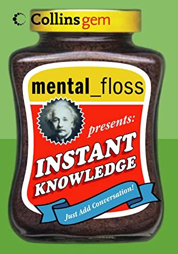 9780007224784: Collins Gem - Instant Knowledge: Mental Floss