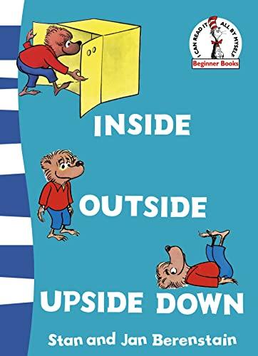 9780007224838: Inside Outside, Upside Down (Beginner Series)