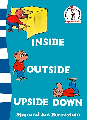 9780007224838: Inside Outside, Upside Down (Beginner Series)