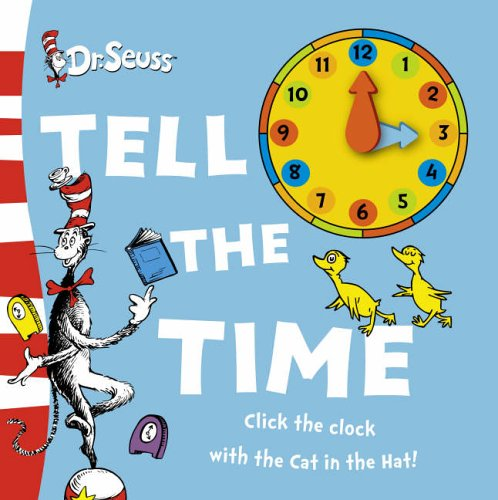 9780007224845: Dr. Seuss Tell the Time