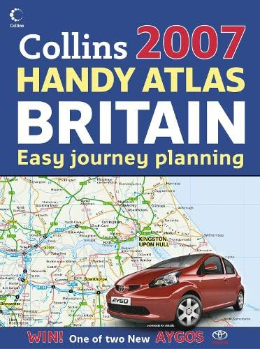 9780007225002: Collins Handy Road Atlas Britain 2007