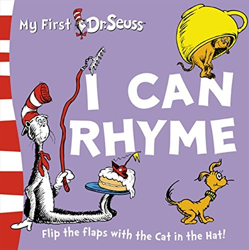9780007225453: My First Dr. Seuss I Can Rhyme!