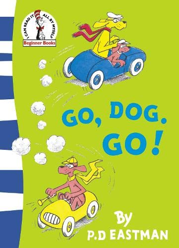 9780007225460: Go, Dog, Go! (Beginner Series)