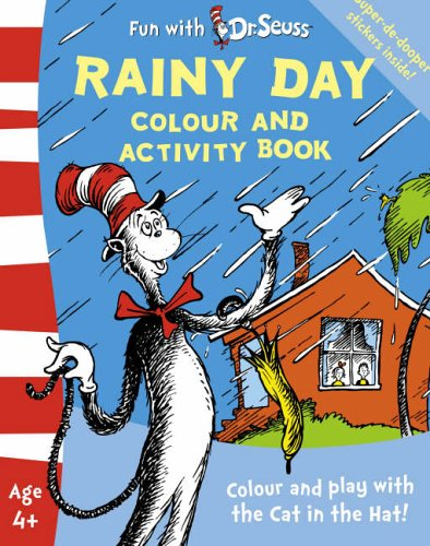 9780007225477: Rainy Day Colour and Activity Book (Fun With Dr. Seuss): Colour and Play with the