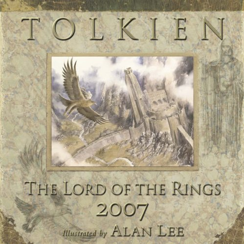 9780007225637: Tolkien Calendar 2007