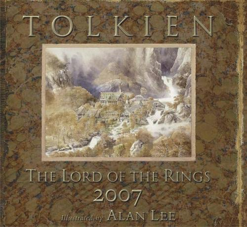 9780007225644: Tolkien Diary 2007: The Lord of the Rings