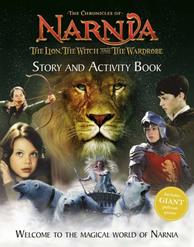 9780007225750: Story and Activity Book (The Lion, the Witch and the Wardrobe) (The Chronicles of Narnia)