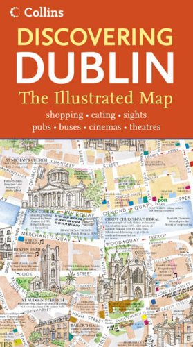 9780007225927: Discovering Dublin: The Illustrated Map