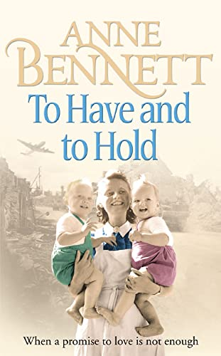 9780007226009: To Have and To Hold