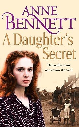 9780007226047: A Daughter's Secret