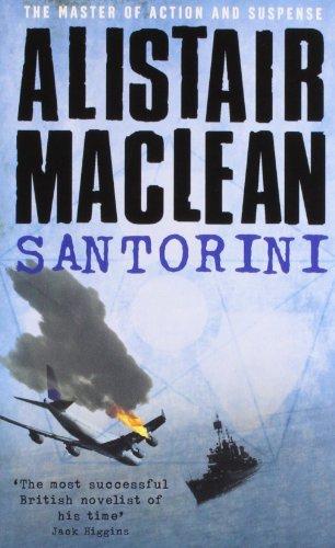 9780007226375: Santorini