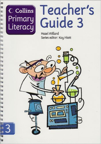 9780007226672: Teacher's Guide 3 (Collins Primary Literacy) (Bk. 3)