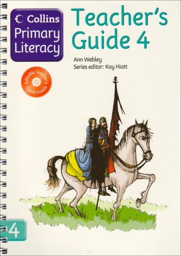 9780007226689: Collins Primary Literacy - Teacher's Guide 4: Teacher's Guide Bk. 4