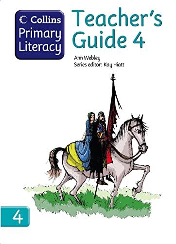 9780007226689: Teacher's Guide 4 (Collins Primary Literacy) (Bk. 4)