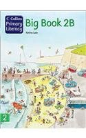 9780007226788: Collins Primary Literacy - Big Book 2B: Big Book Bk. 2B