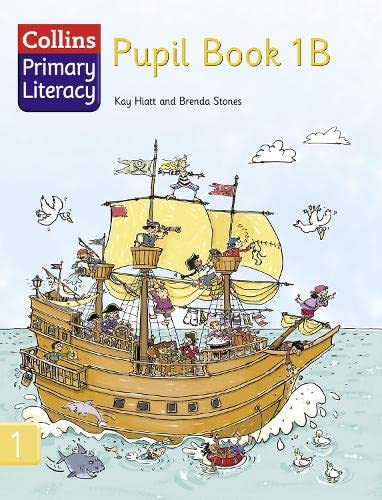 9780007226948: Collins Primary Literacy ? Pupil Book 1B: Pupil Book Bk. 1B