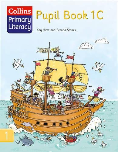 9780007226955: Collins Primary Literacy - Pupil Book 1C: Pupil Book Bk. 1C
