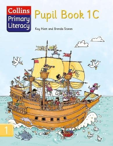 9780007226955: Collins Primary Literacy - Pupil Book 1C