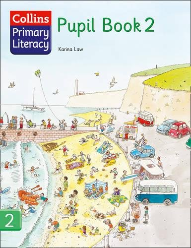 9780007226962: Collins Primary Literacy – Pupil Book 2: Pupil Book Bk. 2