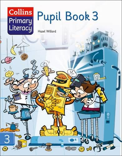 9780007226979: Collins Primary Literacy ? Pupil Book 3: Pupil Book Bk. 3