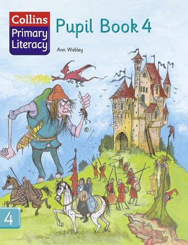 9780007226986: Collins Primary Literacy - Pupil Book 4: Pupil Book Bk. 4