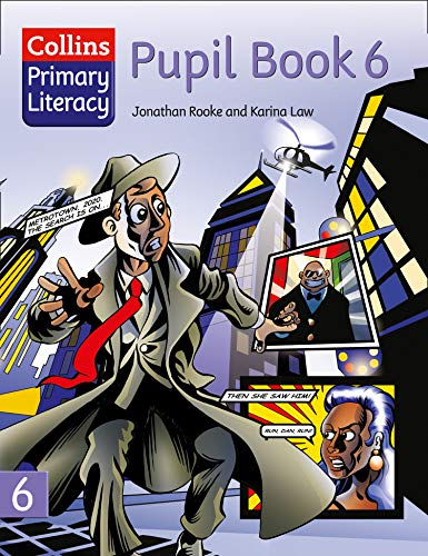 9780007227006: Pupil Book 6 (Collins Primary Literacy) (Bk. 6)